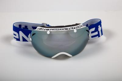 MASCHERE SCI ETHEN 03 WHITE/BLUE