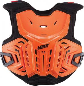 EATT PETTORINA JUNIOR CHEST PROTECTOR 2.5 ORANGE/BLACK KID