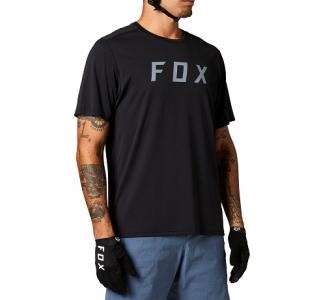 FOX MTB MAGLIA RANGER SS BLACK