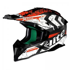 CASCO CROSS X-LITE X-502 NAC-NAC FLAT BLACK