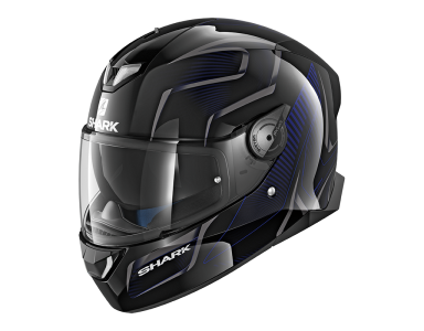 CASCO SHARK SKWAL 2 FLYNN WHITE LED