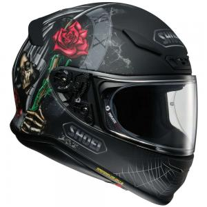 SHOEI NXR CASCO INTEGRALE DYSTOPIA TC-5 MATT BLACK
