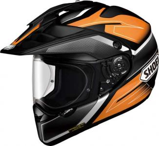 SHOEI HORNET ADV SEEKER TC-8 ORANGE