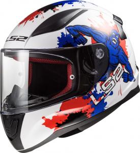 CASCO LS2 FF353J - RAPID MINI MONSTER BAMBINO