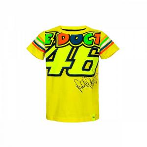 T-SHIRT THE DOCTOR 46 BIMBO VR46 CLASSIC COLLECTION