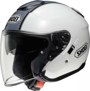 SHOEI J-CRUISE CORSO WHITE GREY