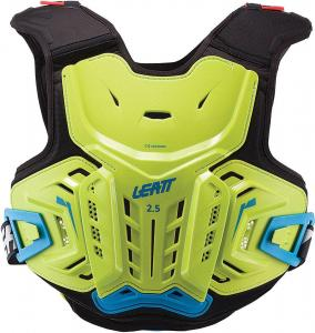 LEATT PETTORINA JUNIOR CHEST PROTECTOR 2.5 LIME KID