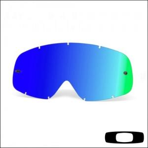 OAKLEY LENS O FRAME BLACK ICE IRIDIUM