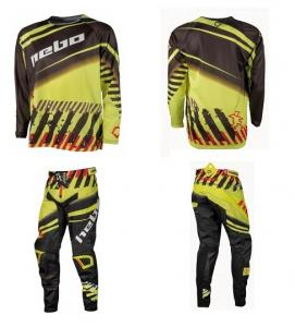 HEBO MX JR STRATOS BAMBINO YELLOW