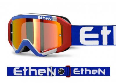 ETHEN MASCHERA 05R BLU/BIANCA/ROSSA