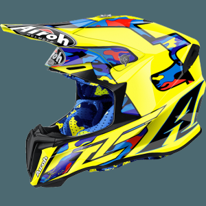 AIROH CASCO CROSS TWIST TC16