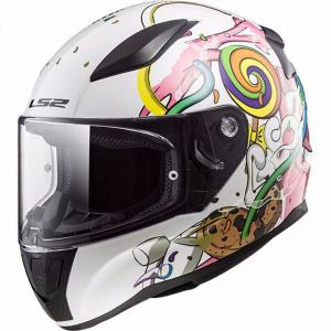 CASCO LS2 FF353J - RAPID MINI CRAZY POP BAMBINO