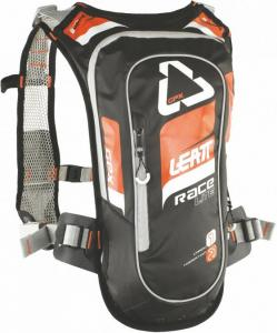 ZAINO LEATT HYDRATION RACE GPX HF 2.0 ORANGE/BLACK
