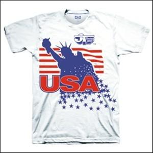 T-SHIRT JT RACING USA