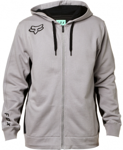 FELPA FOX REDPLATE 360 ZIP HOODY