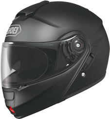 SHOEI NEOTEC MATT BLACK