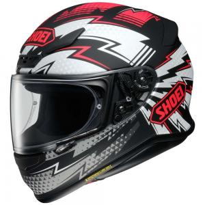 SHOEI NXR CASCO INTEGRALE VARIABLE TC-1 MATT RED