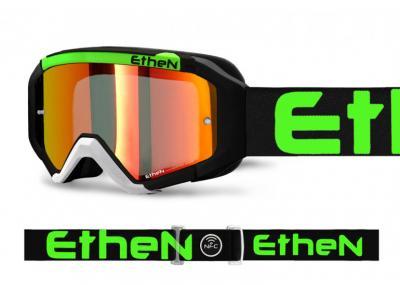 ETHEN MASCHERA 05R NERA/VERDE