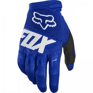 GUANTI FOX DIRTPAW BLUE/WHITE