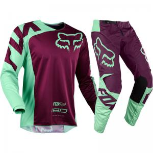 FOX 180 COMPLETO 2018 MX RACE GREEN