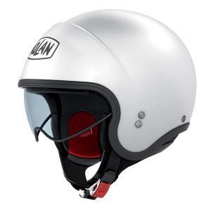 NOLAN N21 CLASSIC METAL WHITE