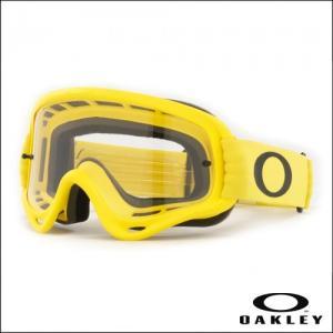OAKLEY O FRAME MX MOTO YELLOW LENTE CLEAR
