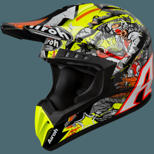 AIROH CASCO CROSS SWITCH PIRATE