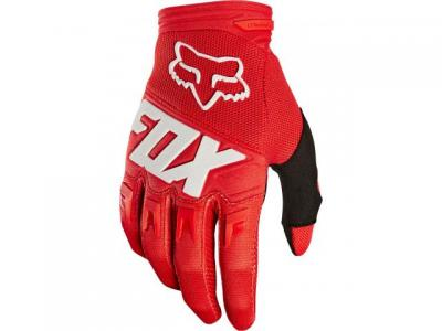 FOX GUANTI DIRTPAW RACE YOUTH RED