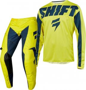 SHIFT WHIT3 YORK COMPLETO MX  YELLOW