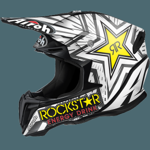 AIROH CASCO CROSS TWIST ROCKSTAR