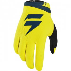 SHIFT YOUTH WHIT3 AIR GLOVE YELLOW