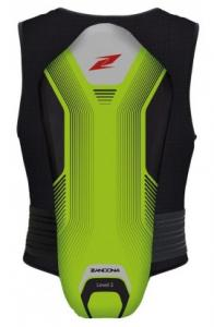 ZANDONA' SOFT ACTIVE VEST EVO KID X8 YELLOW
