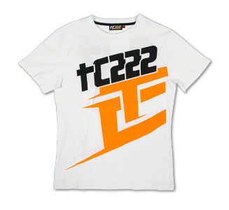 T-SHIRT CAIROLI WHITE TC222