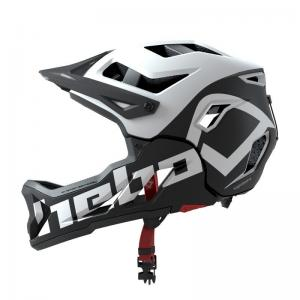 HEBO BIKE CASCO GENESIS INTEGRALE CON MENTONIERA SMONTABILE PER ENDURO/ALL MOUNTAIN