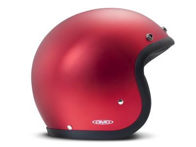 DMD CASCO VINTAGE METALLIC RED