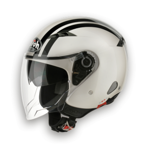AIROH CASCO JET CITY ONE FLASH