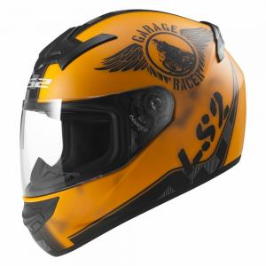 CASCO INTEGRALE LS2 FF352 ROOKIE FAN