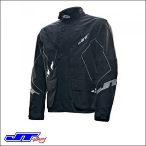 GIACCA ENDURO JT SIX DAYS JACKET BLACK