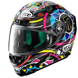 CASCO X-LITE X-803 ULTRA CARBON REPLICA DAVIES