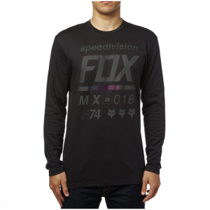 FOX T-SHIRT MANICA LUNGA DRAFTR