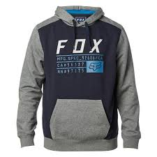 FOX FELPA DISTRICT3 PULLOVER FLEECE