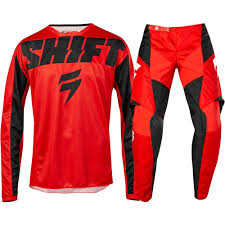 SHIFT WHIT3 COMPLETO MX RED