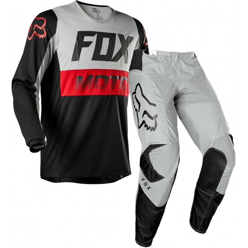 FOX 180 FYCE COMPLETO MX2020 GREY